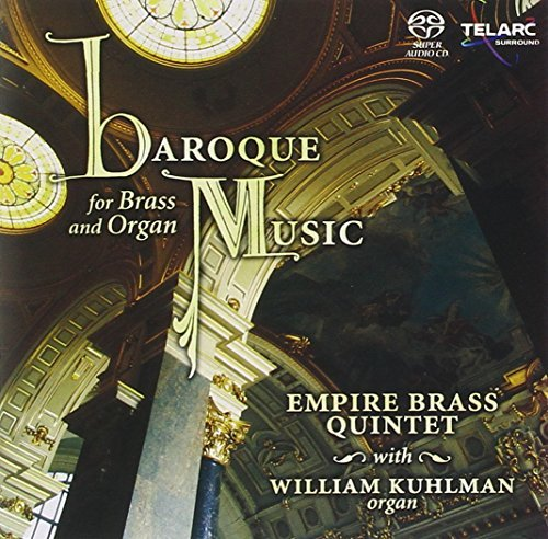 Empire Brass Baroque Brass & Organ Sacd
