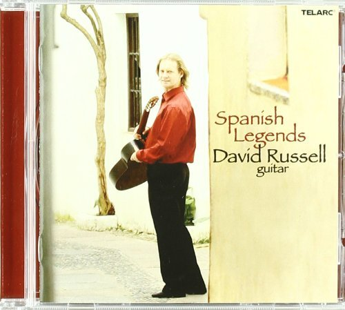 David Russell Spanish Legends Russell (gtr)
