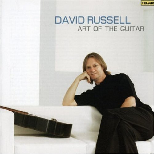 David Russell Art Of The Guitar