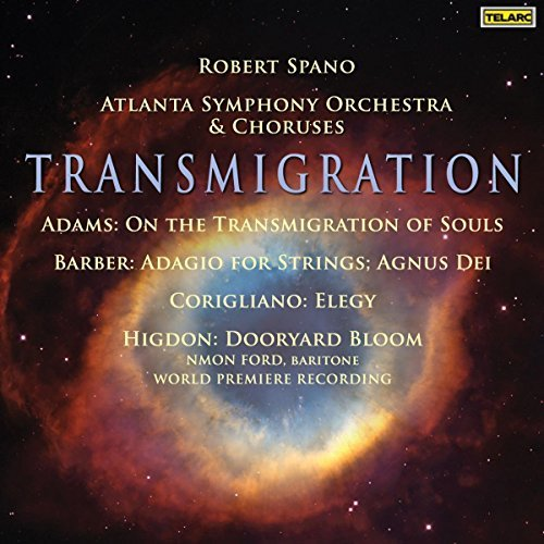 Robert Spano Transmigration Sacd Spano Atlanta So