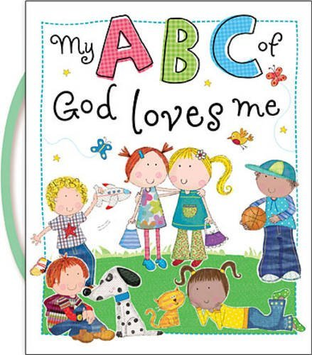 Thomas Nelson My Abc Of God Loves Me