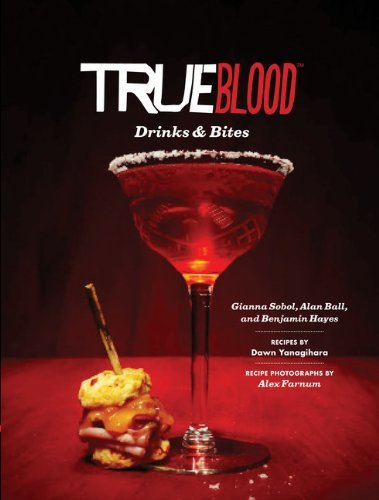 Gianna Sobol True Blood Drinks & Bites