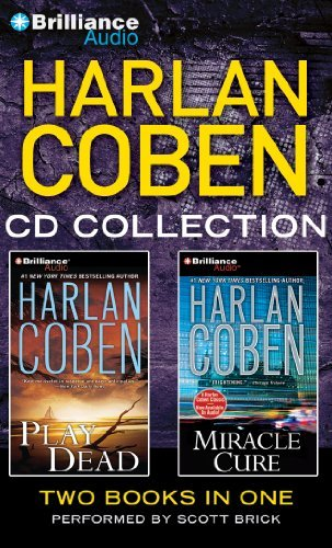 Harlan Coben Harlan Coben CD Collection 3 Play Dead Miracle Cure Abridged