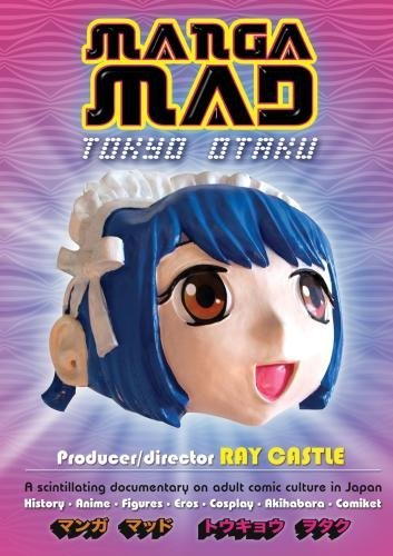 Ray Castle Ray Castle Ray Castle Manga Mad DVD Mod This Item Is Made On Demand Could Take 2 3 Weeks For Delivery