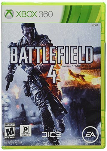 Xbox 360 Battlefield 4 Limited Edition