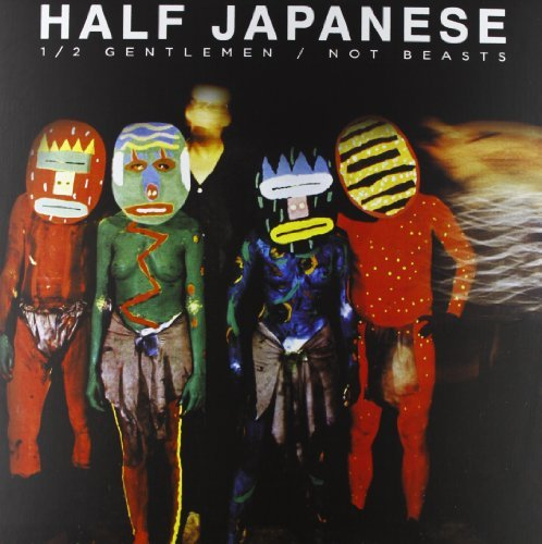 Half Japanese Half Gentlemen Not Beasts 4 Lp Box Set