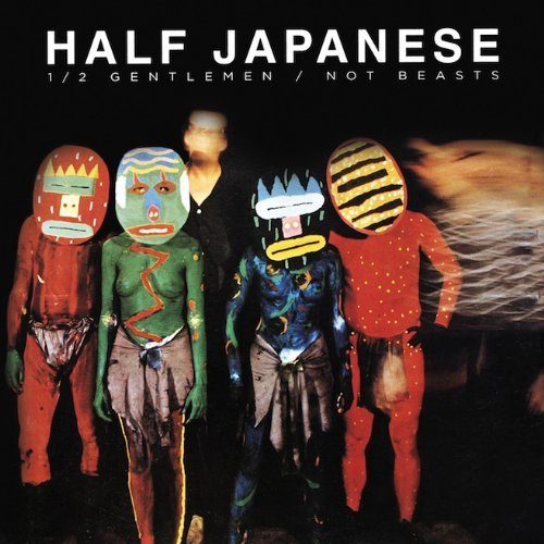 Half Japanese Half Gentlemen Not Beasts 3 CD