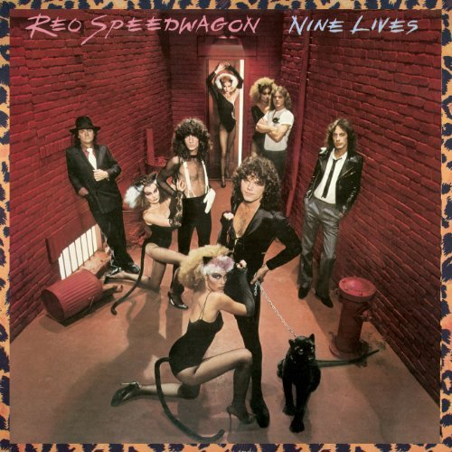 Reo Speedwagon Nine Lives Nine Lives