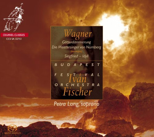 Richard Wagner Excerpts From Gotterdammerung Sacd Lang (sop) Fischer Budapest Symphony Orch