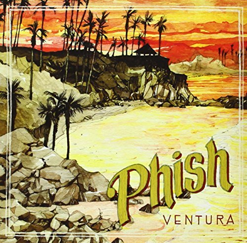 Phish Phish Ventura 6 CD