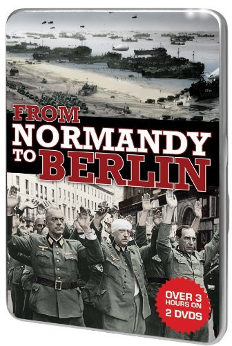 From Normandy To Berlin From Normandy To Berlin Bw Nr Slim Collectors Tin