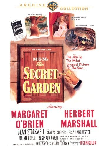 Secret Garden (1949) O'brien Marshall Stockwell Coo Made On Demand Nr