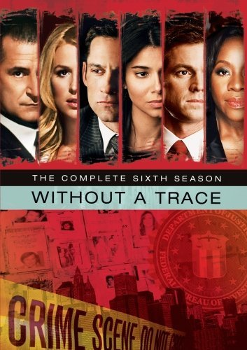 Without A Trace Season 6 DVD R