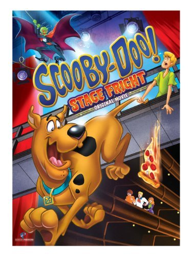 Stage Fright Scooby Doo Nr