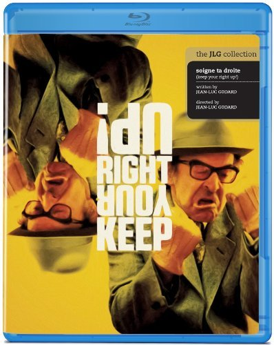Keep Your Right Up! (1987) Godard Birkin Villeret Blu Ray Ws Ur Frn Lng Eng Sub