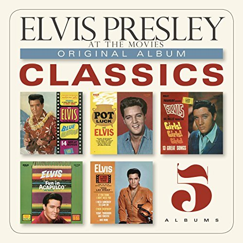 Elvis Presley Original Album Classics Slipcase 5 CD