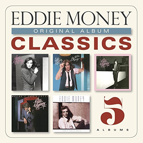 Eddie Money Original Album Classics Slipcase 5 CD
