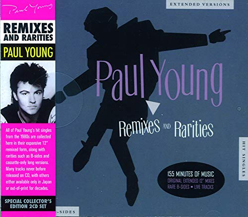 Paul Young Remixes & Rarities Import Gbr 2 CD