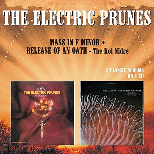 Electric Prunes Mass In F Minor Release Of An Import Gbr