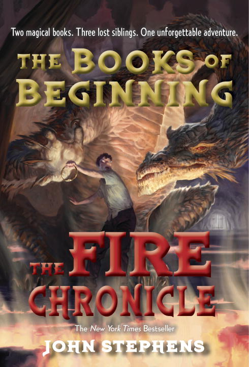 John Stephens The Fire Chronicle