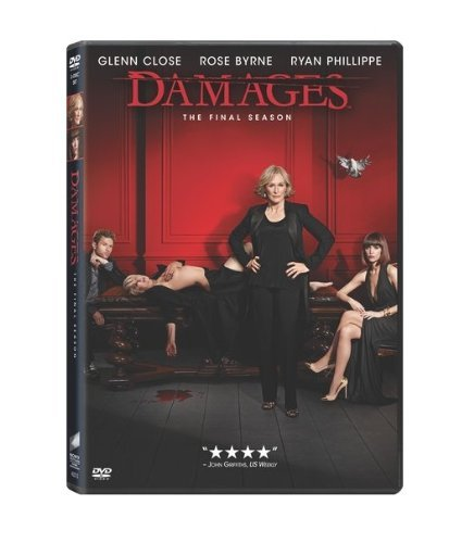 Damages Damages Season 5 Ws Ur 3 DVD