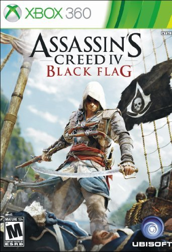 Xbox 360 Assassin's Creed Iv Black Flag