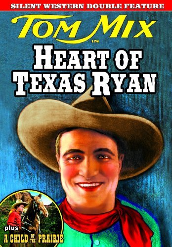 Heart Of Texas Ryan (1917) Chi Mix Tom Double Feature Made On Demand Nr