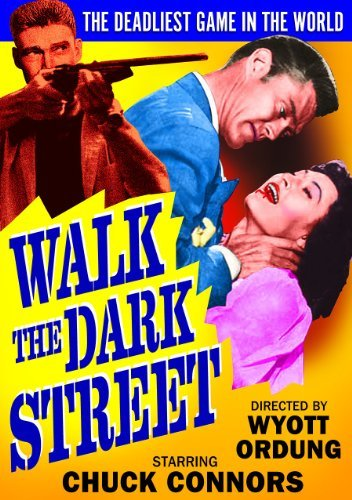 Walk The Dark Street Connors Chuck Made On Demand Nr