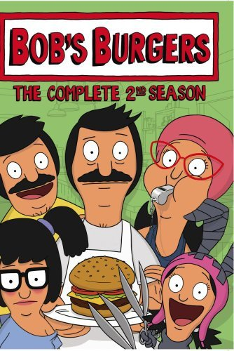 Bob's Burgers Season 2 Made On Demand Tvpg 2 DVD