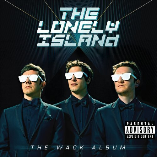 Lonely Island Wack Album (cd Dvd) Explicit Version Incl. Bonus DVD