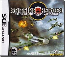 Nintendo Ds Spitfire Heroes Tales Of The Royal Air Force