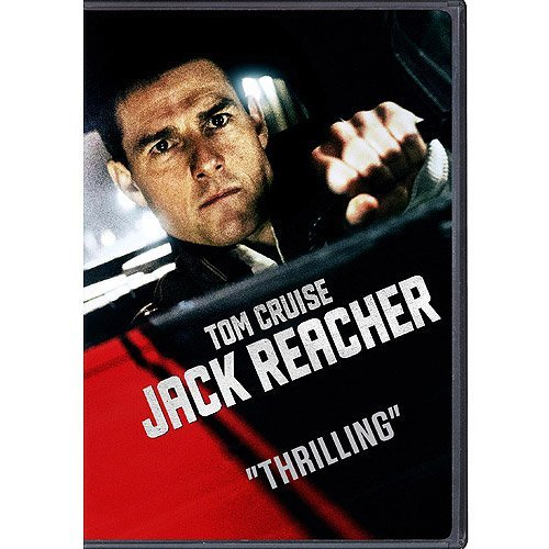 Jack Reacher Cruise Pike Duvall