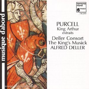H. Purcell King Arthur (extraits)
