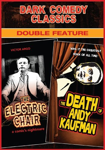 Electric Chair Death Of Andy Kaufman Dark Comedy Double Feature Nr