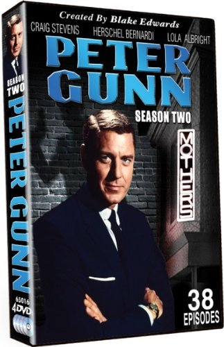 Season 2 Peter Gunn Ff Nr 4 DVD