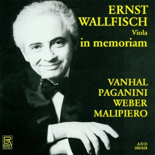 Ernst Wallfisch In Memoriam