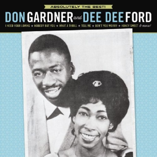 Don & Dee Dee Ford Gardner Absolutely The Best