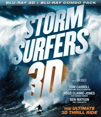 Storm Surfers 3d Storm Surfers 3d Blu Ray Ws Nr 3 Br