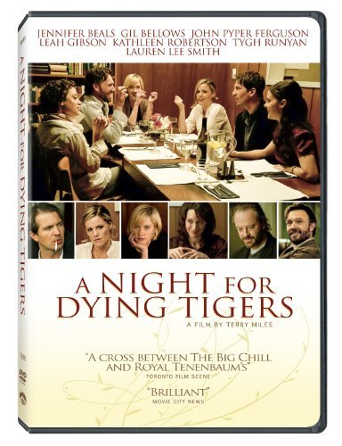 Night For Dying Tigers Night For Dying Tigers Night For Dying Tigers