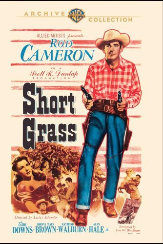 Short Grass Cameron Downs Brown Walburn Ha DVD Mod This Item Is Made On Demand Could Take 2 3 Weeks For Delivery
