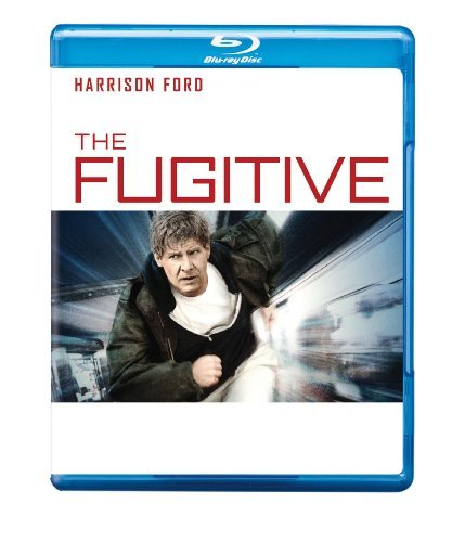 Fugitive (1993) Ford Jones Krabbe Moore Ward P Blu Ray Ws 20th Anniv. Pg13
