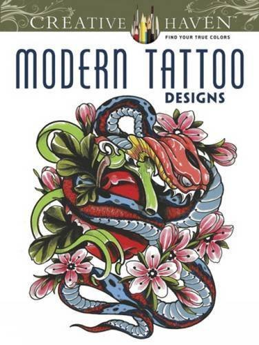 Erik Siuda Modern Tattoo Designs
