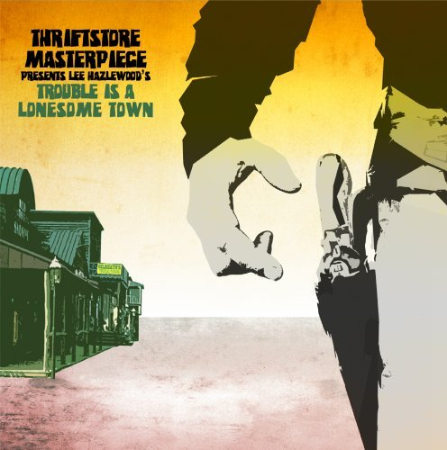 Thriftstore Masterpiece Trouble Is A Lonesome Town Colored Vinyl Incl. Digital Download
