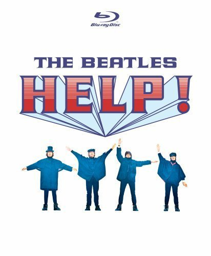 Beatles Help! Blu Ray Nr