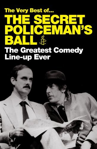 Amnesty International The Very Best Of... The Secret Policeman's Ball The Greatest Comedy Line Up Ever