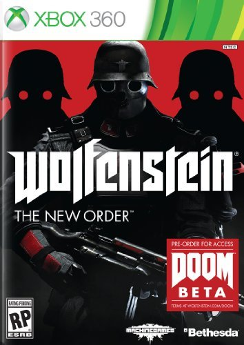 Xbox 360 Wolfenstein The New Order Wolfenstein The New Order