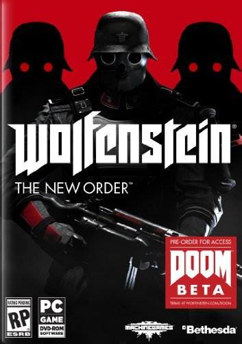 Pc Wolfenstein The New Order Bethesda Softworks Inc. M