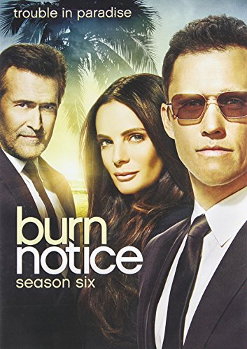Burn Notice Season 6 DVD Nr 4 DVD