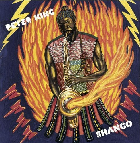 Peter King Shango Digipak