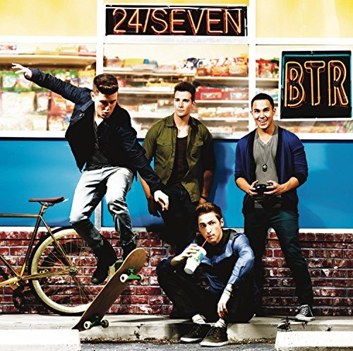 Big Time Rush 24 Seven 24 Seven